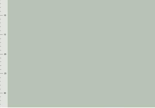 Elvelyckan Bio Ribbed tricot - Sea Green
