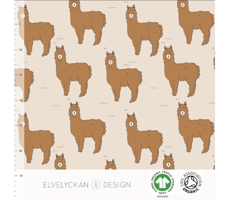 Bio tricot - Alpaca Creme
