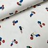 Capsule Fabrics Tricot - The Bike Messenger