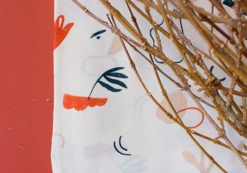 Atelier Brunette Ecovero Viscose Sandstorm Off White