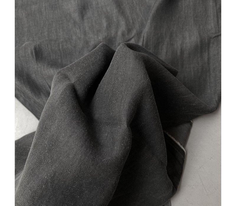 Tencel Denim Jeans Black