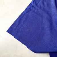 Linen Jersey Royal Blue