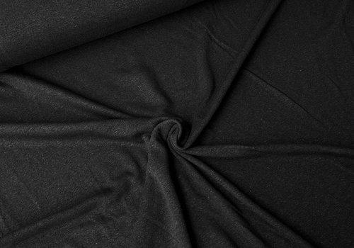 La Maison Victor Linen Jersey Black