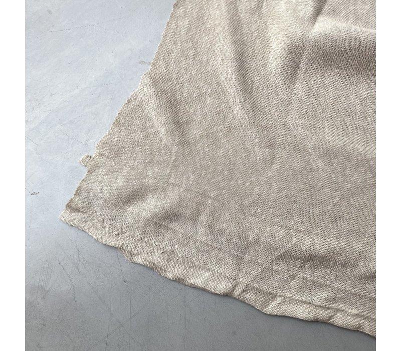 Linen Jersey Sand