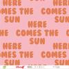 Lillestoff French Terry BIO Here Comes The Sun