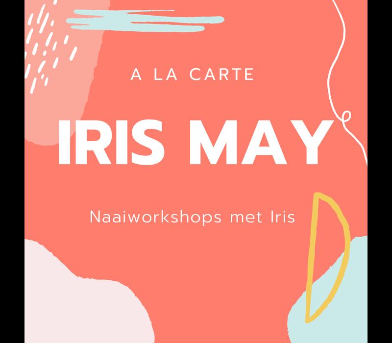 Workshop A La Carte met Iris May za. 11/12