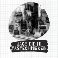 Workshop Tastechnieken Jace Did it woe. 10-24/11