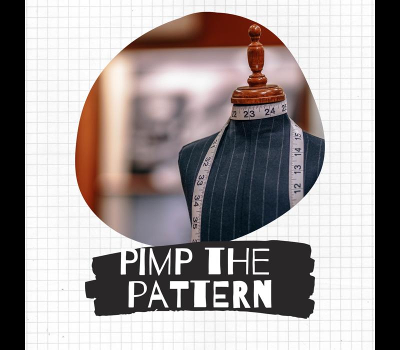 Workshop PIMP the PATTERN november