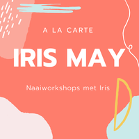 Workshop A La Carte met Iris May za. 16/10