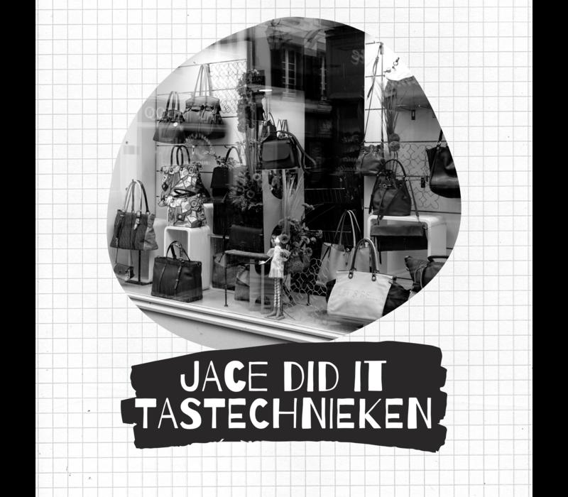 Workshop Tastechnieken Jace Did it do. 30/09-14/10