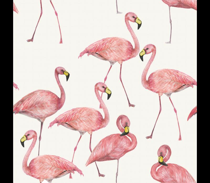 Tricot Digital Flamingo