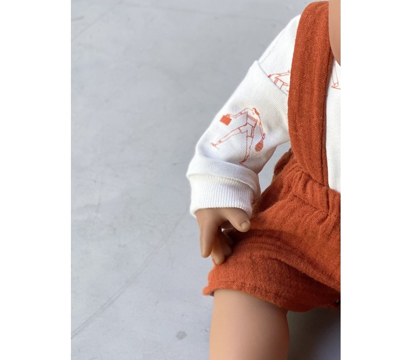Workshop Poppenuitzet - kleertjes di. 2/11