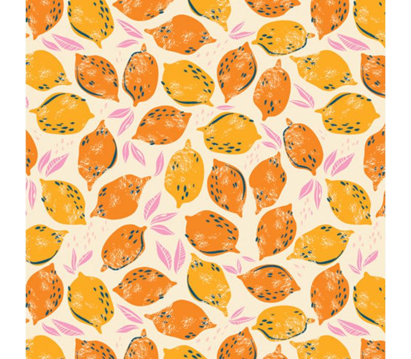Cotton Sunburst - Mango Lemonade