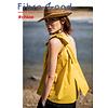 Fibre Mood Stretch Poplin Yellow - Mae/Chloe