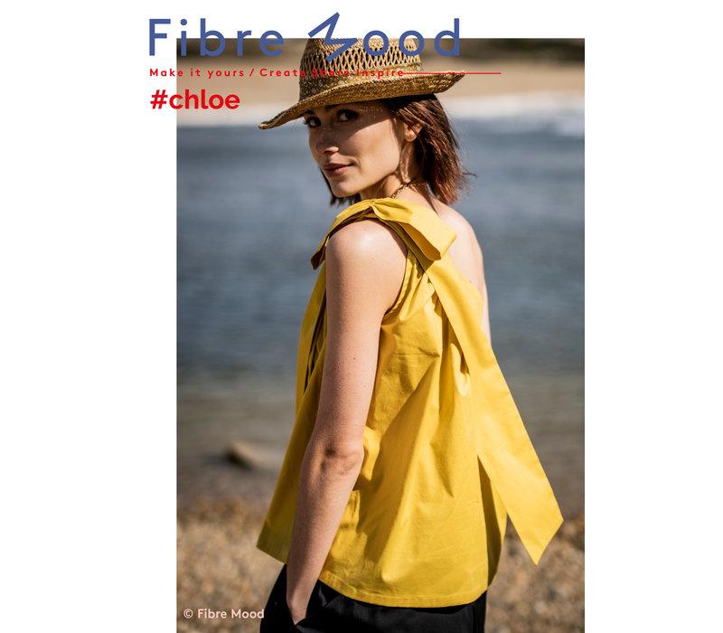 Stretch Poplin Yellow - Mae/Chloe
