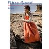 Fibre Mood Satin Viscose Orange - Pippa
