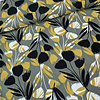 De Stoffenkamer Linen Mix Olive Pettals