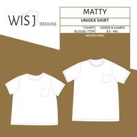 Patroon Matty  T-shirt Unisex