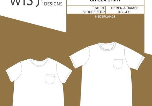 WISJ Patroon Matty  T-shirt Unisex