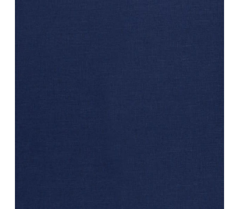 Washed Linen intense Navy