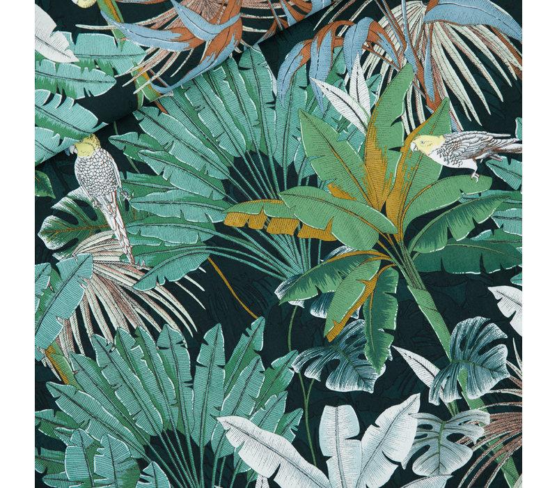 SYAS Rayon Viscose Jungle Green Gabels