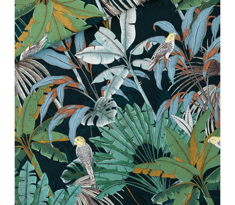SYAS Canvas Gabardine Twill Jungle Green