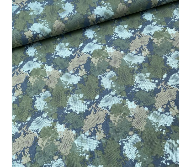 Tricot Camouflage