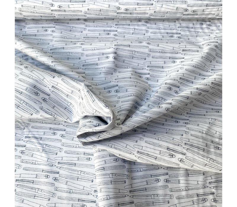Cotton Monochrome Pen