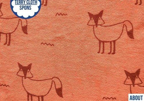 About Blue Fabrics Spons - Fox Fiesta