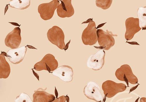 FF Tricot Pears Big Peach