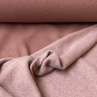 Warme Sweater Melange Marsala