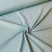 Jacquard Tricot Old Green Waves