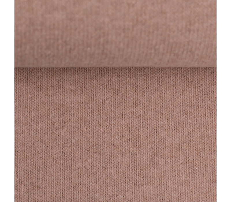 Soft Cotton Knit - Old Pink