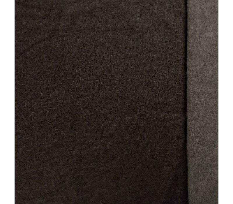 Soft Touch Sweater - Dark Grey Melange
