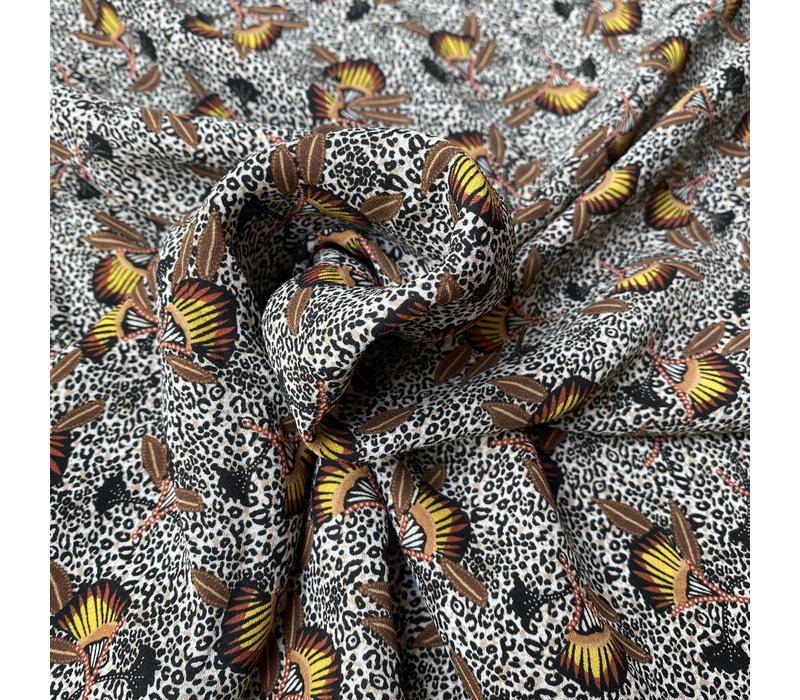 Blouse Etnic Leopard