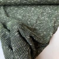 Soft Boucle Green Tones