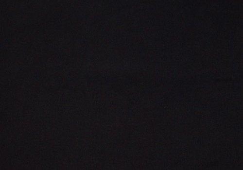 De Stoffenkamer Brushed Gabardine Black