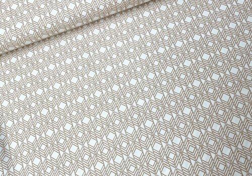 Windham Cotton Dale Allen-Rouse Oker Pattern