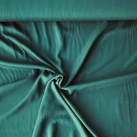 Structuur Viscose Denim Intense Green