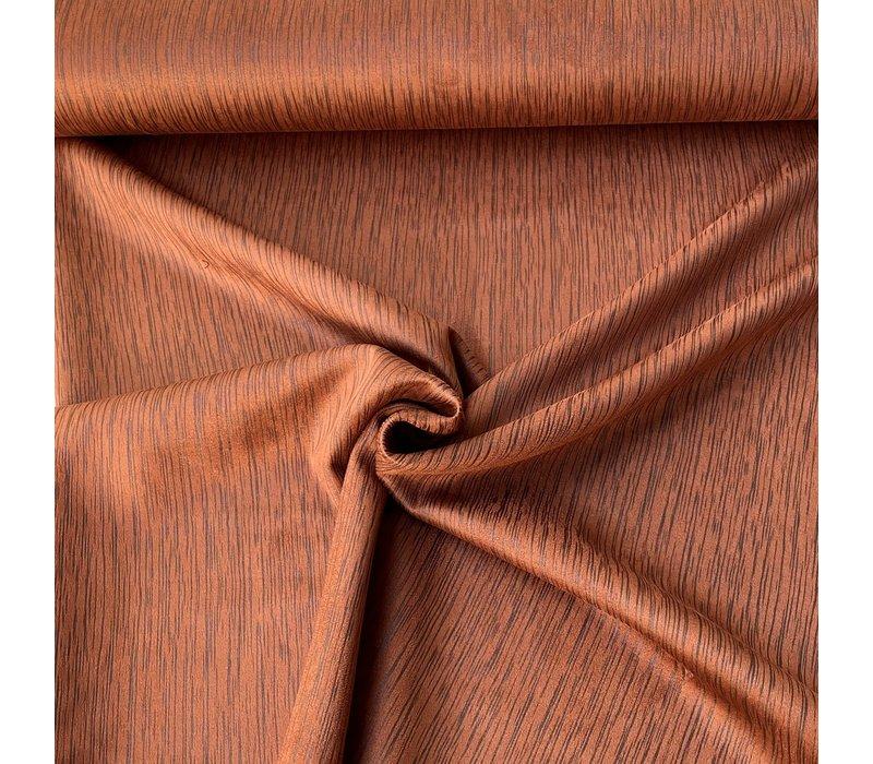 Suede Caramel stripes