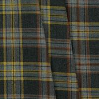 Tartan Checks Flanel - grey / ocre / rust