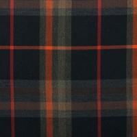 Tartan Checks Flanel - black / grey / rust