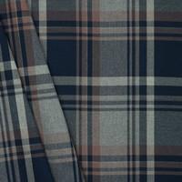 Tartan Checks Flanel - grey / navy / taupe