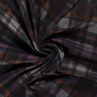 Extra dik tricot - punta checks multi
