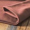 MeterMeter Organic Woolen Ottoman - Old rusty pink