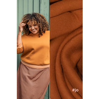 Warme BIO Recycled Sweater Sugar Almond - Jo