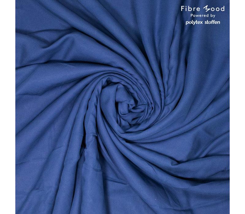Tencel lyocell Estate Blue - Odile