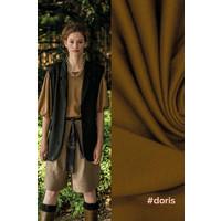 Woven Plain Pantalon Tapenade - Doris