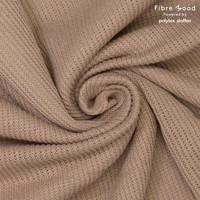 Heavy Cotton Knit Light Camel - Jo