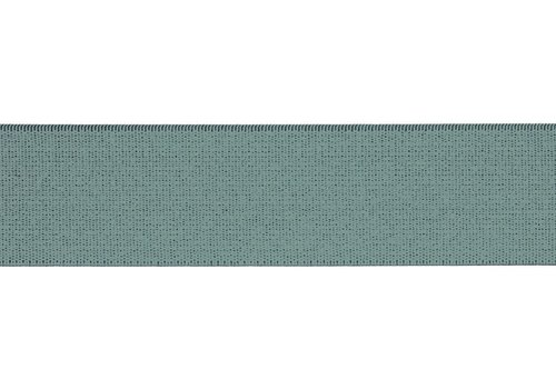 De Stoffenkamer Taille Elastiek 30mm - Mint
